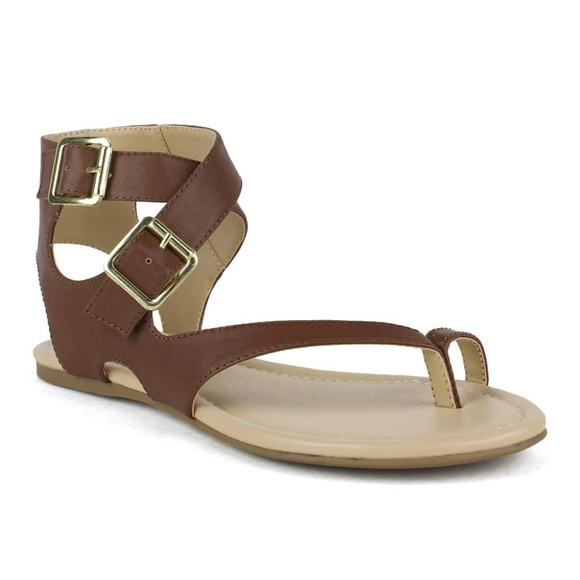 41fe6e0d90dc3 Brandon-01 Asymmetrical Women s Thong Sandals